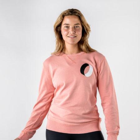 welift sweater roze